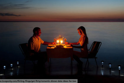 dinner on the beach, phuket romantic dining