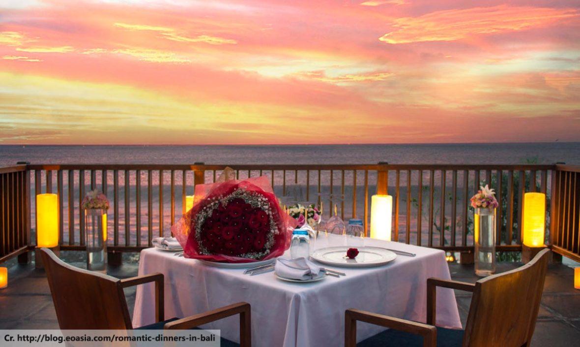 Romantic Dining, Phuket romantic Dinner